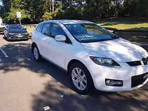 2007 Mazda Cx7 4x4 Classic 5 months rego Bardwell Valley Rockdale Area Preview