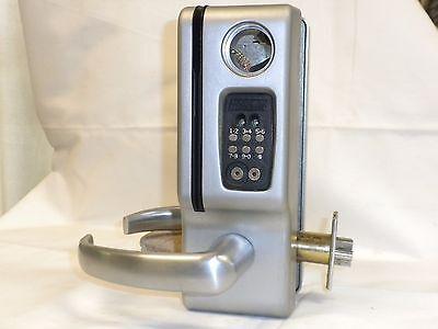 Schlage Locknetics Cm5196-mgk Computer Managed Or Stand Alone Cylindrical