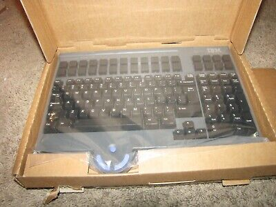 New Ibm 44d1859 Pos Point Of Sale Keyboard Open Box