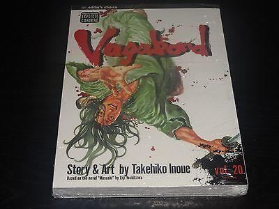 VAGABOND Vol.20 Book Graphic Novel Comic Manga , usado comprar usado  Enviando para Brazil