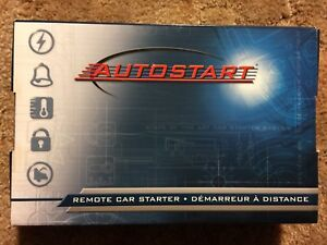2 -Way 5 Button LCD Remote Car Starter