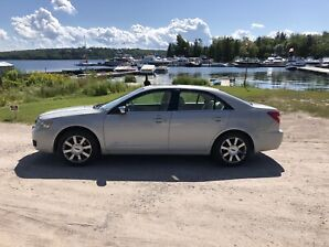 2006 Lincoln Zepher Certified