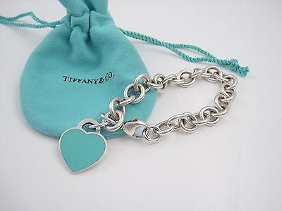 Tiffany & Co Zurück zu Tiffany Silber Blau Emaille