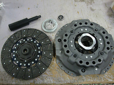 340b 2810 2910 3930 4610 5030 450 550 555a 655 655a Ford Tractor Clutch Kit