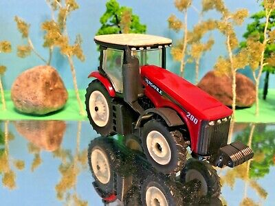 Versatile, MFWD 290 Tractor, 1:64 Scale Diecast Metal Replica, Farm Toy, Ertl