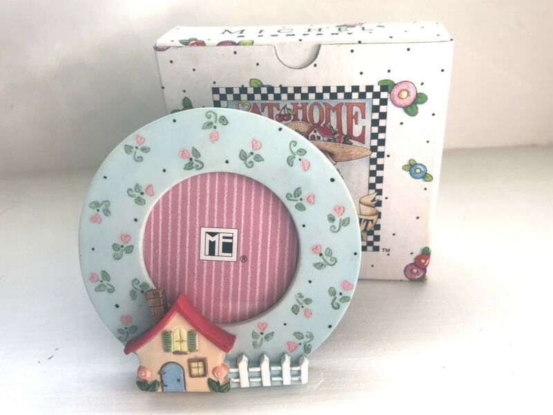 "Mary Engelbreit ""SWEET THINGS"" Mini Resin Frame - Cottage 1999"