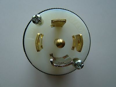 Hubbell HBL2811 Male Cord Cap Plug for sale  Derby