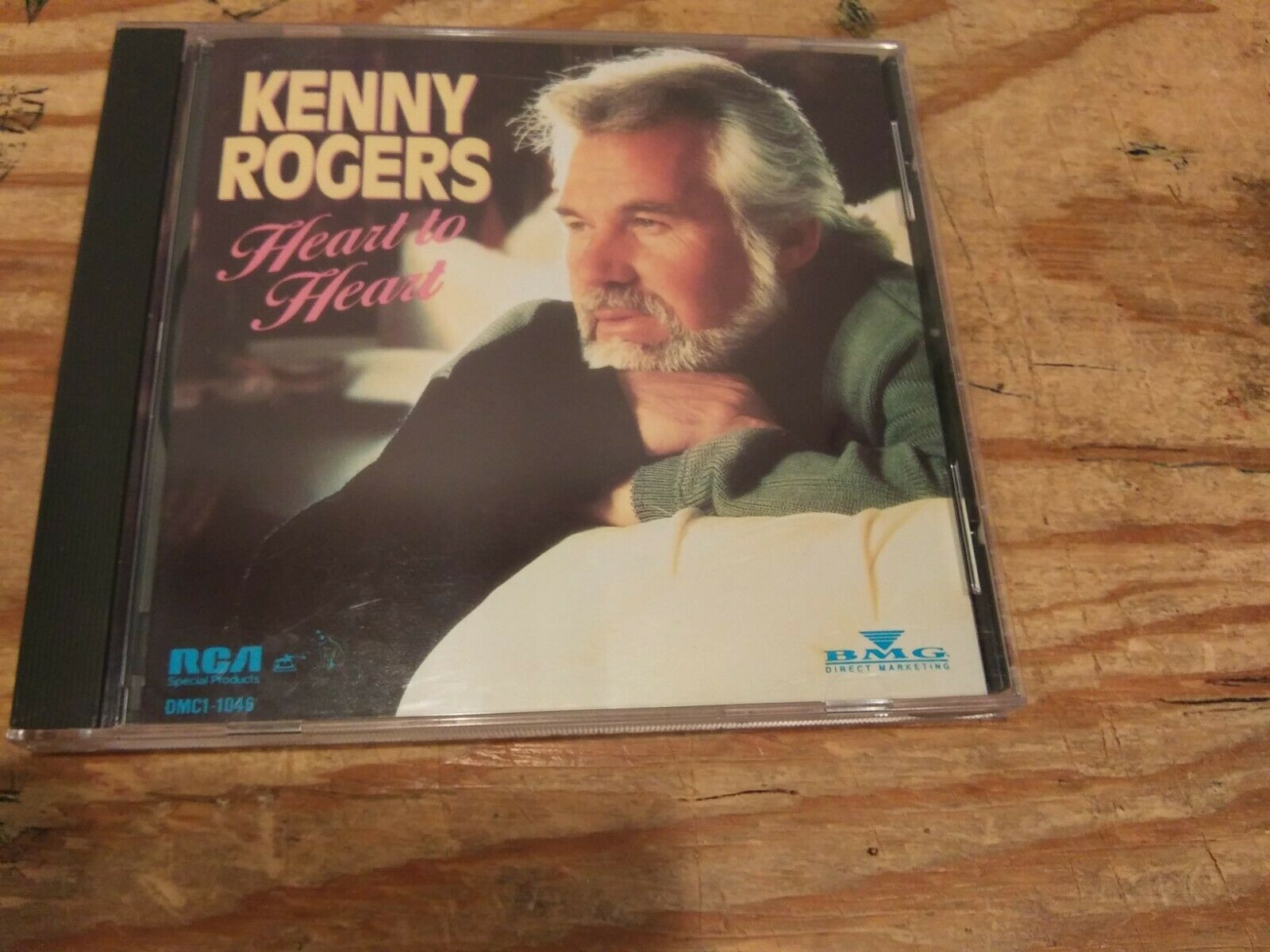 Kenny Rogers Heart To Heart CD  - $22.99