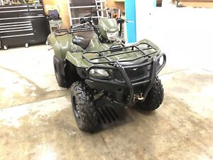 2009 king quad power steering