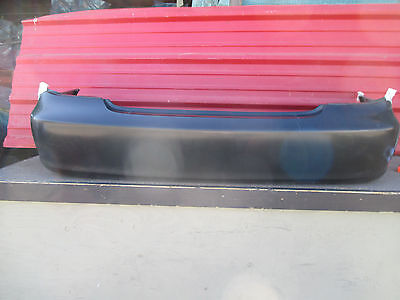 2004 toyota camry bumper cover rear for sale through. Black Bedroom Furniture Sets. Home Design Ideas