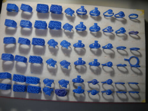 1573# Jewelry Wax pattern waxes for casting solid rings wax rings lot