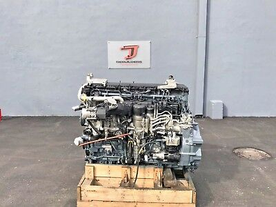 2009 Detroit DD13 Diesel Engine (EGR, DPF-Model), Serial # 471901S0022425, 450HP
