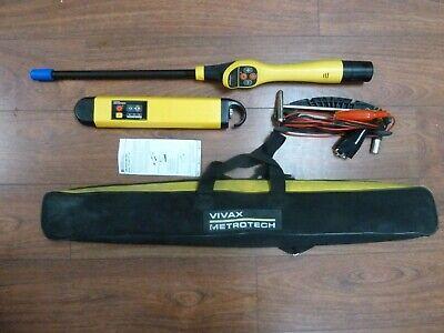 Vivax-metrotech Vm-550 Hand Held Vm560 General-purpose Pipe Locator