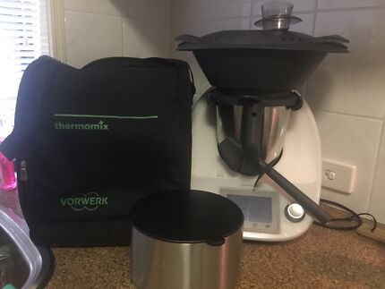 Thermomix TM5 travel case thermoserver