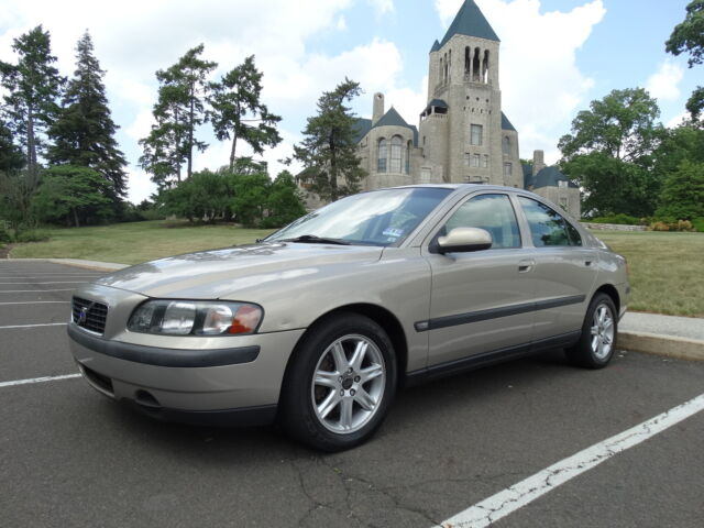 2002 VOLVO S60 MAINTAINED CLEAN NO RESERVE