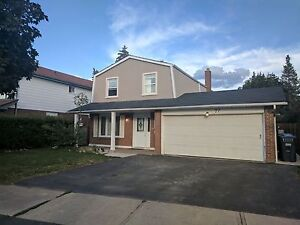 Stunning Detach with separate Basement near 410 hwy