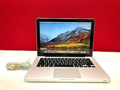 "Apple MacBook Pro 13"" i7 1TB SSHD OSx-2017 3.40Ghz 16GB RAM - 1 YEAR WARRANTY"