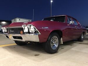 1969 chevelle 307 sedan sale or trade