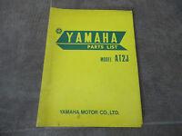 Yamaha Lista Dei Componenti Catalogo Ricambi At2 At2j Disegni Di Esplosione Din4 - yamaha - ebay.it