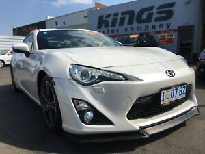 2013 Toyota 86 GTS sports 6 speed man Coupe North Hobart Hobart City Preview