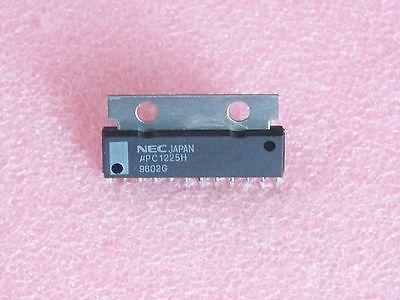 Ic UPC 1225H - Ci UPC1225H Μpc µPC1225H Energía Amplificador Driver (SIL12)