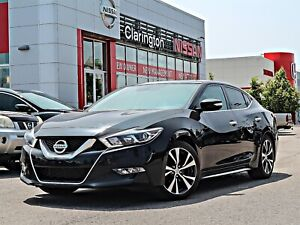 2016 Nissan Maxima Platinum Advanced Safety Feautres FREE Del...