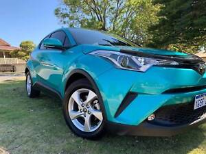 2017 Toyota CH-R SUV 7 SPEED AWD Welshpool Canning Area Preview