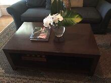 Modern Wood Veneer Coffee Table Bellevue Hill Eastern Suburbs Preview