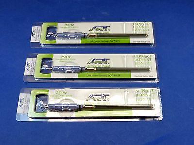 Dental Cavitron Ultrasonic 25 Khz Insert If 100 Kit  3 Slim Series Tip Bonart