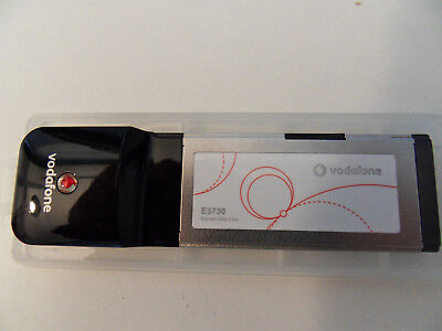 Vodafone E3730 Mobile Connect Card UMTS Express Card HDSPA 7.2 Mbit/s
