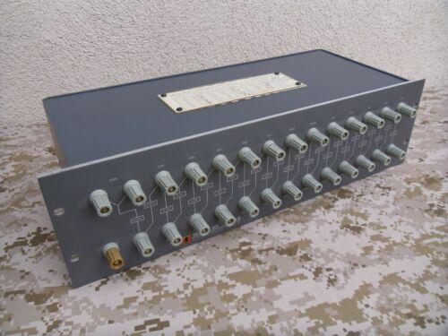 ESI Electro Scientific Industries Volt - Ohm Box 1063B Decade Resistor