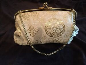 Small vintage evening purse