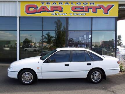 1997 Holden Commodore Dual Fuel Sedan Traralgon East Latrobe Valley Preview
