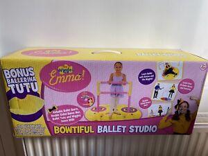Emma wiggle ballet studio bar - new in box