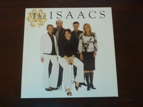 The Isaacs Gaither Gospel LP Record Photo Flat 12x12 Poster