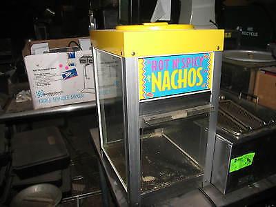 Star 12 Nacho Chip Popcorn Warmer Merchandiser 7lb Capacity - 12ncpw