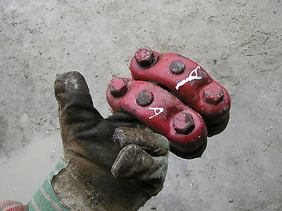 Farmall A Sa Tractor Ih Wide Frontend Axle Adjustment Mounting Collars