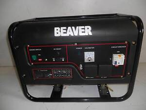 4 KVA 7.5 H.P. BEAVER GENERATOR - BRAND NEW Kenwick Gosnells Area Preview
