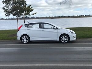 2018 HYUNDAI ACCENT SPORT AUTOMATIC HATCHBACK Wendouree Ballarat City Preview