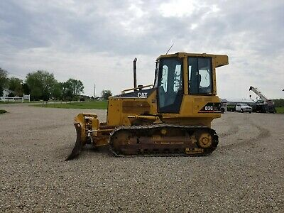 Nice 2003 Caterpillar D3g Xl 6-way Blade Crawler Dozer Diesel Heatac