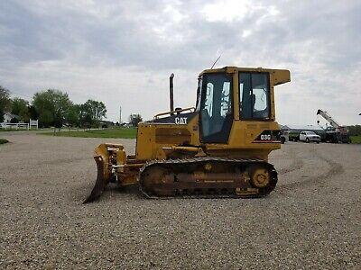 Nice 2003 Caterpillar D3g Xl 6-way Blade Crawler Dozer Diesel Heatac