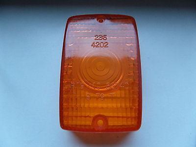 MTX 125 R2 orig.Blinkerglas Blinker Lens turn signal light flasher Honda SH 50