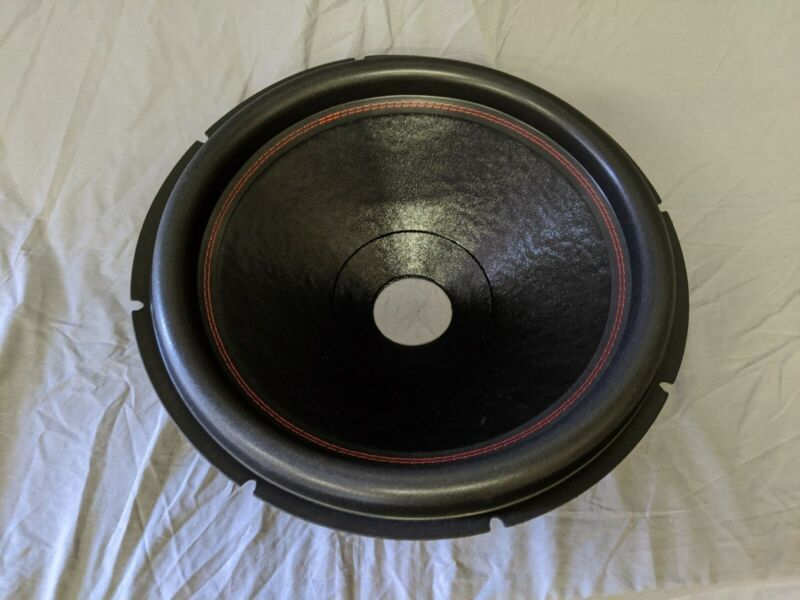 """18"""" Paper Subwoofer Cone With SPL Surround"""