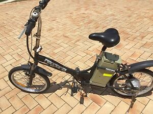 Bike Folding - Electric Karrinyup Stirling Area Preview