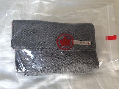 Air Canada Grey Business Class Amenity Kit