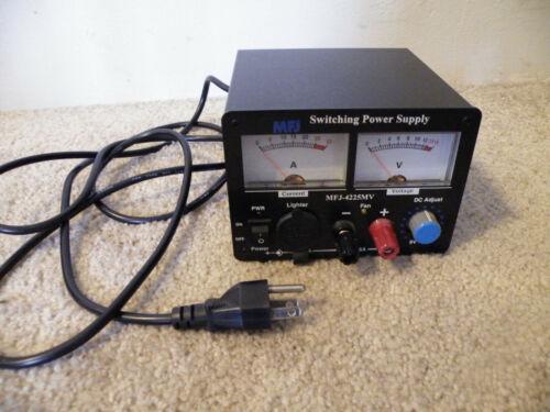 MFJ SWITCHING POWER SUPPLY MFJ-4225MV/Gently Used