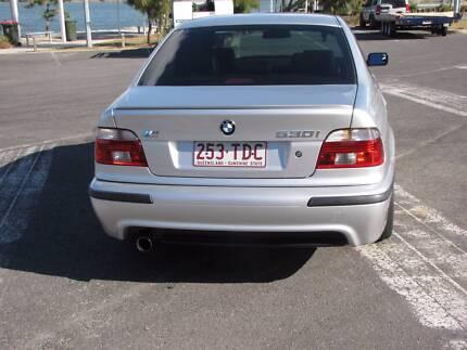 2002 BMW M Sedan 530I Series E39 Pinkenba Brisbane North East Preview