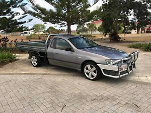 FORD FALCON  UTE TRAYBACK 133237ks only MY05 FAST EASY FINANCE