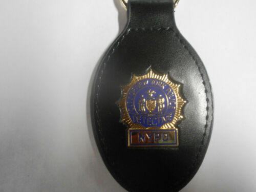 NYPD Detective KEY Ring Collectable