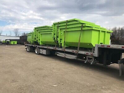 10 Yard Roll Off Containers Cable Roll Off Dumpster